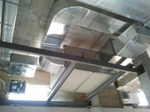 recuperadores en la residencia Sant Miquel Tortosa