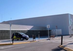 centro de atención primaria en L'Aldea