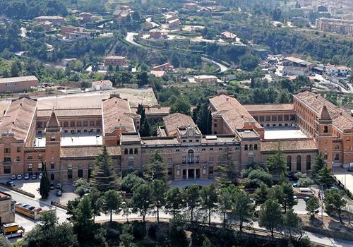 Edificio Seminario diocesano de Tortosa