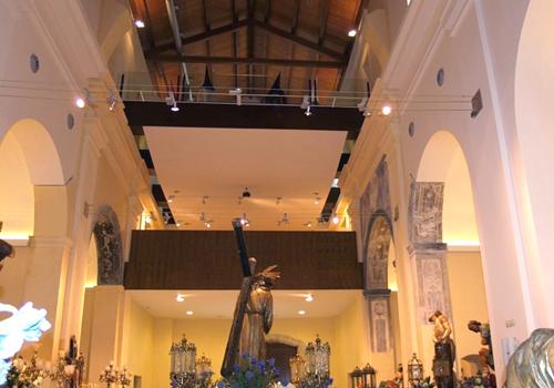 centro de interpretación de la Semana Santa en Tortosa