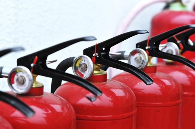 Productos y sistemas contra incendios