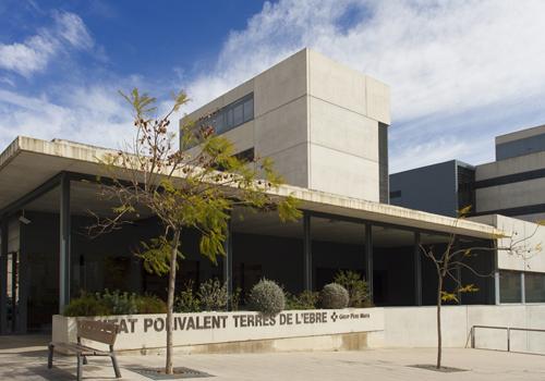 sede de la Fundación Pere Mata en Amposta