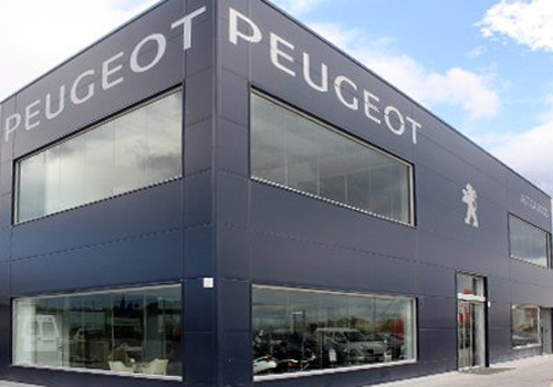 concesionario Peugeot Amposta
