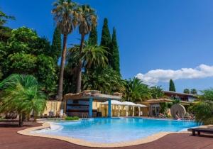 restaurante Villa Retiro con estrella Michelin