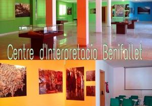 centro de interpretación de Benifallet