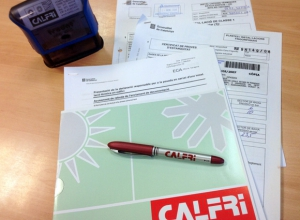 documentos para proyectos Calfri