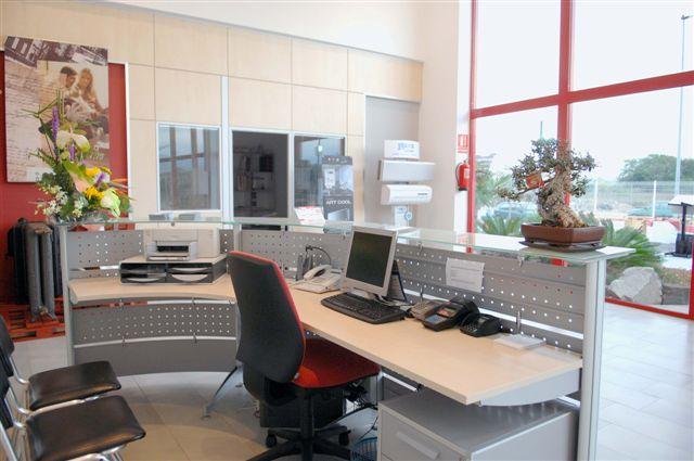 oficinas de la empresa Calfri
