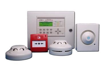 sistemas de detección contra incendios