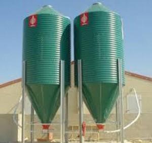 silos para ganadería