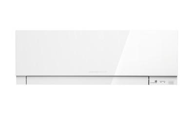 aire acondicionado Mitsubishi Kirigamine blanco