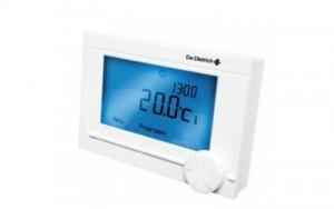 termostato de ambiente modulante caldera DeDietrich
