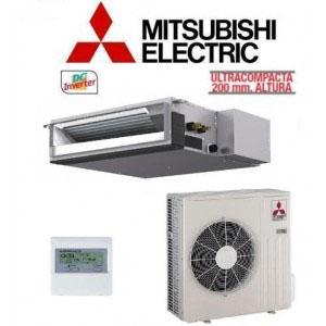 Aire acondicionado por conductos Mitsubishi