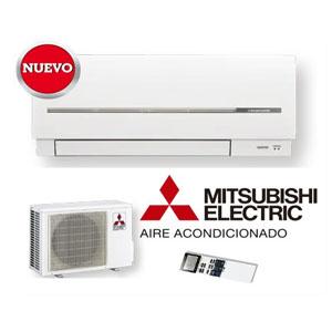 Aire acondicionado split Mitsubishi