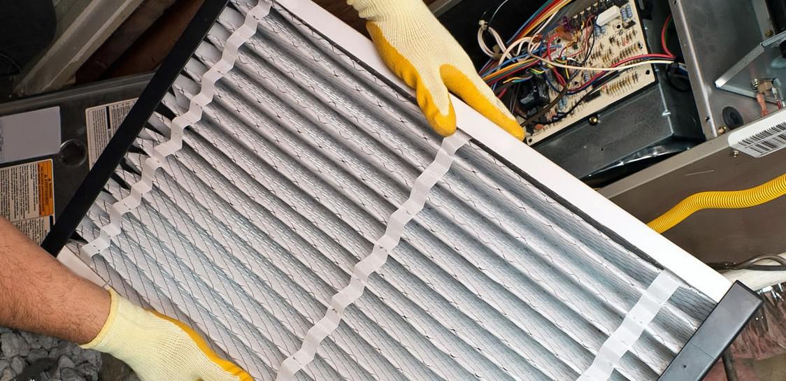 limpieza filtro aire acondicionado