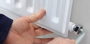 mantenimiento del radiador