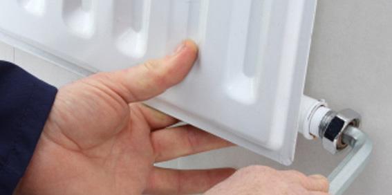 mantenimiento de la calefacción