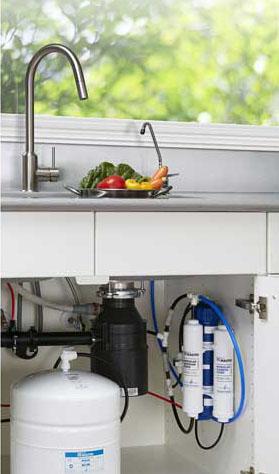 equipo osmosis inversa en casa