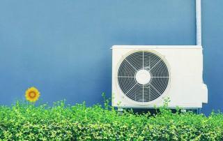 aire acondicionado con gas R-32 ecológico
