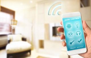 aires acondicionados con Wi-Fi