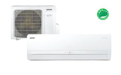 Instalación aire acondicionado con gas ecológico
