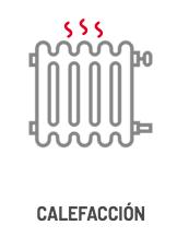 Categoría calefacción tienda online Calfri