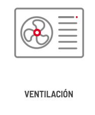 Categoría ventilación tienda online Calfri