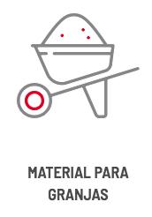Categoría material para granjas tienda online Calfri