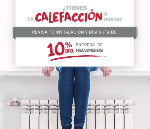 revisión calefacción Calfri 2018