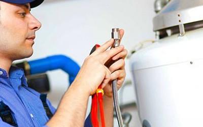 Revisión de la instalación de gas Calfri