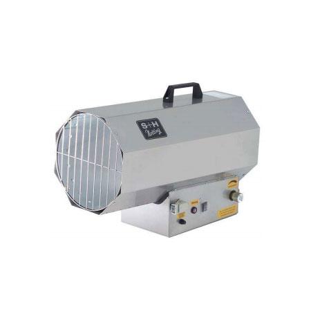 Generador aire caliente Copilot Sol NG