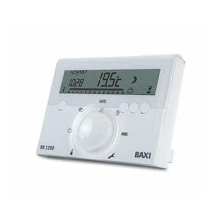 Termostato de ambiente programable Baxi TX 1200