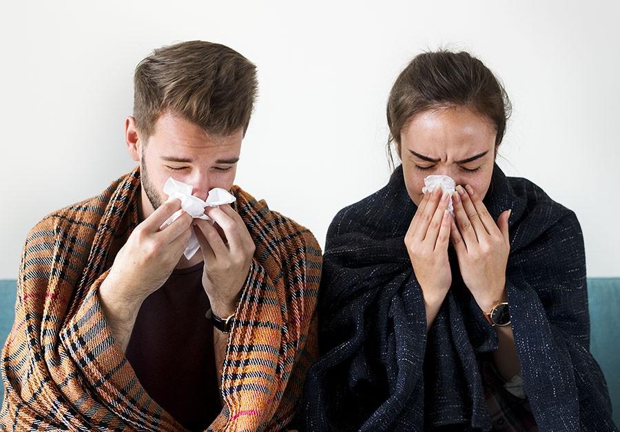 Síntomas del síndrome del edificio enfermo