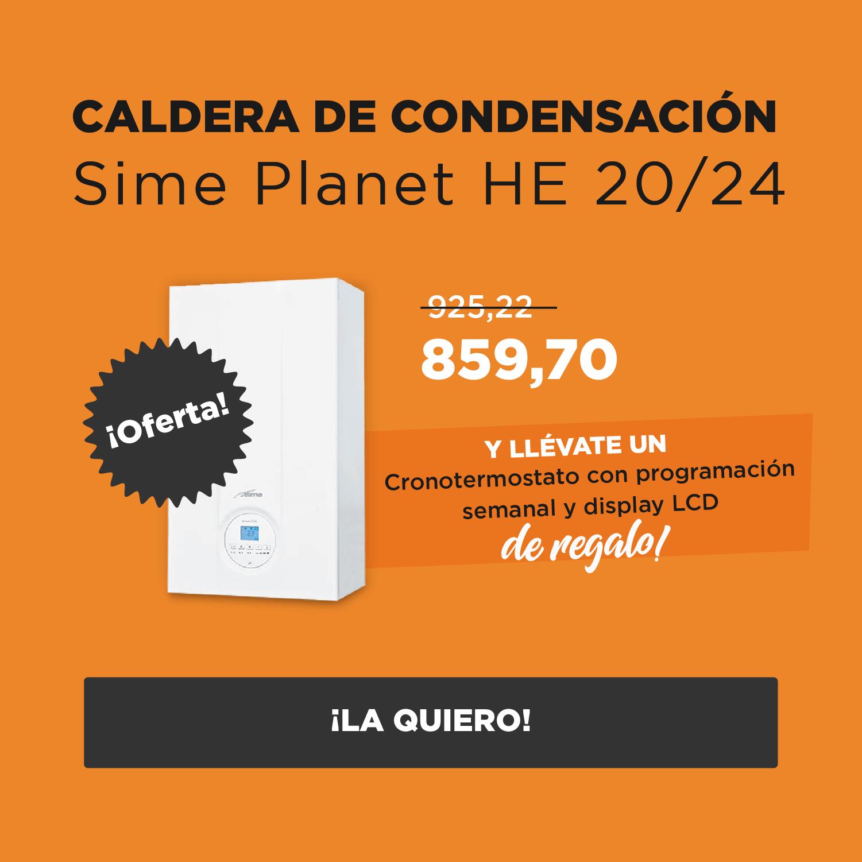slider responsive promo caldera Sime Planet