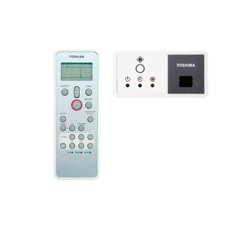 Control remoto por infrarrojos Toshiba RBC-AX33CE