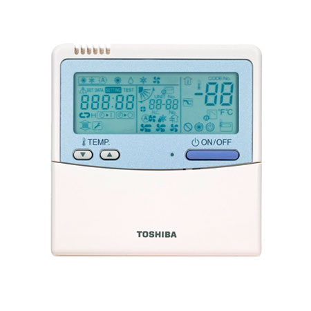 Control remoto por cable Toshiba RBC-AMT32E