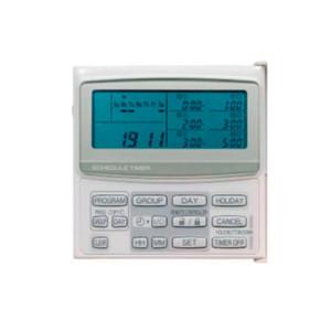 Temporizador de programación Toshiba TCB-EXS21TLE