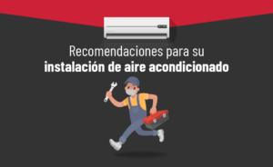 Recomendaciones para el uso de aire acondicionado durante el Covid-19