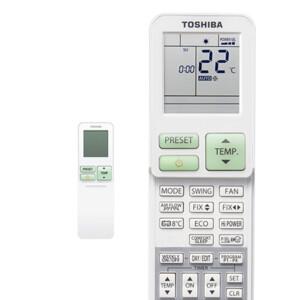 mando aire acondicionado Toshiba Shorai